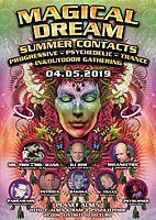 Party Flyer Magical Dream Summer Contacts 4 May '19, 21:00