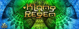 Party Flyer KLANGREGEN *reloaded* 10 May '19, 22:00