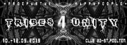 Party Flyer Tribes 4 UNITY #2 10 May '19, 21:00