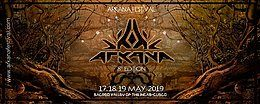 Party Flyer Arkana festival 2019 17 May '19, 16:00