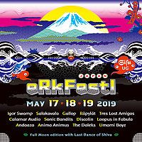 Party Flyer eRkFest! | Japan 2019 17 May '19, 21:00