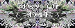 Party Flyer PSY OR DIE NR. II - Realitätsverlust 17 May '19, 23:00