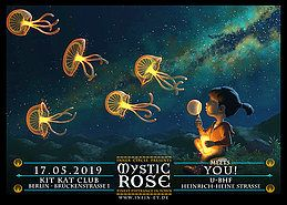 Party Flyer The Mystic Friday meets YOU 17 May '19, 23:00