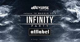 Party Flyer INFINITY 18 May '19, 22:00