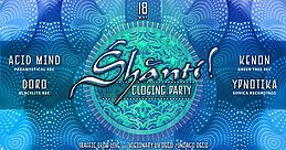 Party Flyer ॐ Śhānti ॐ 18 May '19, 22:00