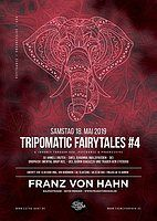 Party Flyer Tripomatic Fairytales #4 18 May '19, 22:00