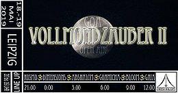 Party Flyer VollmondZauber II 18 May '19, 20:00