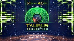 Party Flyer TAURUS CONNECTION 2019 24 May '19, 14:00