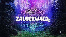 Party Flyer Zauberwald Festival 2019 24 May '19, 16:00