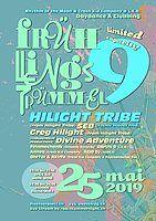 Party Flyer HILIGHT TRIBE @ Frühlingstrümmel 9 - Daydance & Clubbing 25 May '19, 13:30