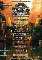 Party Flyer Templo perdido con Padang Records 25 May '19, 20:00