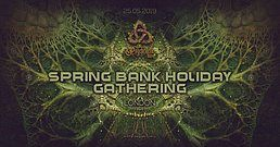 Party Flyer The Psychedelic Way Bank Holiday Gathering 25. Mai. 19, 22:00