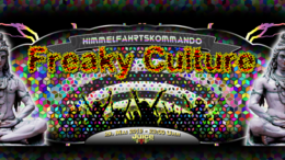 Party Flyer Freaky Culture 29 May '19, 23:00