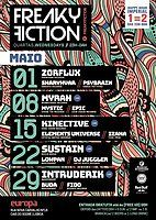 Party Flyer FREAKY FICTION 29 May '19, 23:00