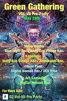 Party Flyer G2 Vol-VII Pre Party 29 May '19, 13:30