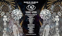 Party Flyer Sound&Vision Celebration 2019 30 May '19, 18:30