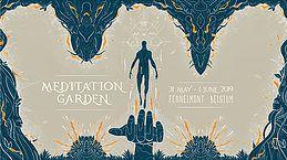 Party Flyer Meditation Garden 31 May '19, 15:00