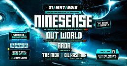 NINESENSE 1st time in Barcelona!!! 31 May '19, 23:30