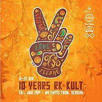 Party Flyer 10y RK Kult - Daytimer 1 Jun '19, 12:00