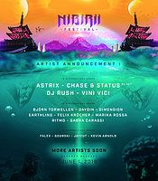 Party Flyer Nibirii Festival 2019 (Official) 1 Jun '19, 12:00