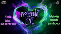 Party Flyer PROGRESSIVE LOVE 1 Jun '19, 22:00