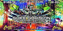 Party Flyer Slife GOA´s on Openair Festival 2019 1 Jun '19, 12:00