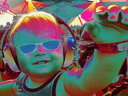 Party Flyer Tanzen BUM BUM – durch den Kindertag von16bisZwei 1 Jun '19, 16:00