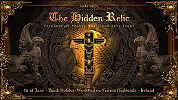 The Hidden Relic 1 Jun '19, 13:00