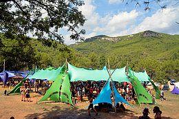 Party Flyer Trailer party Aura Festival 1 Jun '19, 12:00