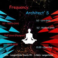 Party Flyer Frequency Architect`s 7 Jun '19, 21:00