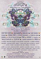 Party Flyer SPECIAL COSMIC CHANGE VI - Metamorphosis Festival Edition 7 Jun '19, 14:00