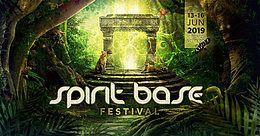 Party Flyer Spirit Base Festival 2019 13 Jun '19, 16:00