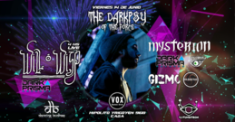 Party Flyer The Darkpsy of The Force presents Will O Wisp Goodbye Party 14 Jun '19, 23:30