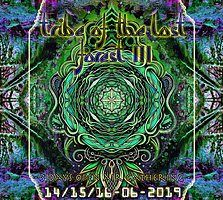 Party Flyer Tribe of the Lost Forest 3 14 Jun '19, 19:00
