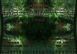 Party Flyer Tribehauseffekt 14 Jun '19, 18:00
