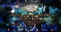 Party Flyer Hidden World 15 Jun '19, 13:00