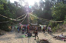 Party Flyer Sternhagel&Ab Zum Rave Sommerfest 15 Jun '19, 16:00