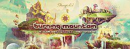 Party Flyer Burning Mountain Festival 2019 20 Jun '19, 13:00