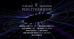 Party Flyer Multiversum - Midsummer Special by Comport 21 Jun '19, 22:00
