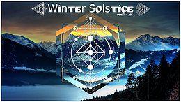 Party Flyer Winter Solstice - OpenAir 21 Jun '19, 20:00