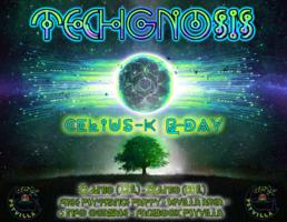 Party Flyer TECHGNOSIS 22 Jun '19, 12:00