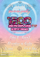 "1200 Micrograms in Athens: Dj Chicago"" 29 Jun '19, 23:00"