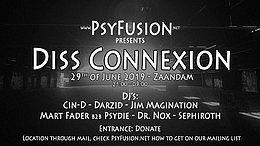 Party Flyer Diss connexxxion 29 Jun '19, 21:00