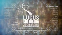 Party Flyer LUCUS Fest 2019 29 Jun '19, 12:00