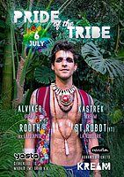 Party Flyer Pride of the Tribe 6 Jul '19, 23:30