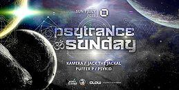 Party Flyer PsyTrance ॐ Sunday at GLOW 7 Jul '19, 21:30