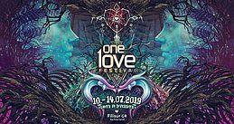 Party Flyer ONE LOVE FESTIVAL 2019: unity in diversity 10 Jul '19, 16:00