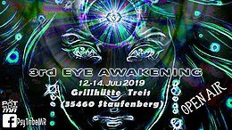 Party Flyer 3rd Eye Awakening - Open Air 12 Jul '19, 18:00