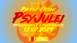 PSYDAY FRIDAY , BONN GOA FREE (bis 24 Uhr Eintritt Frei) 12 Jul '19, 23:00