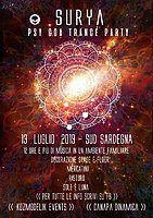 Sūrya - Psychedelic Music Gathering 13 Jul '19, 17:00